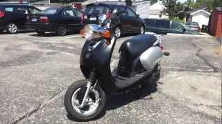 8. 2005 Yamaha Vino For Sale