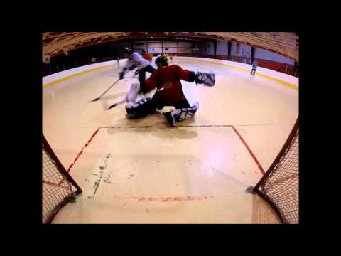 Roller hockey goalie GoPro edit Rollerfly