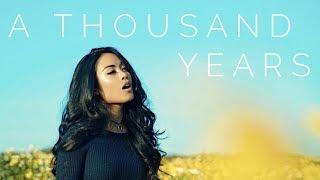 Video A Thousand Years - Christina Perri (Jules Aurora Cover) MP3, 3GP, MP4, WEBM, AVI, FLV Maret 2018