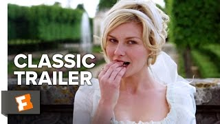 Nonton Marie Antoinette  2006  Official Trailer 1   Kirsten Dunst Movie Film Subtitle Indonesia Streaming Movie Download