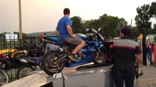 6. 2008 Triumph Daytona 675 on Dyno (long)