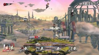 Bayonetta makes 3 min MM smash fun and easy