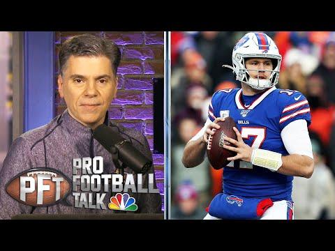 PFT Draft: Josh Allen, Tom Brady need to step up in Week 6   Pro Football Talk   NBC Sports