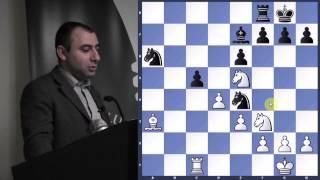 Akobian vs. Tiviakov - GM Varuzhan Akobian - 2013.03.14