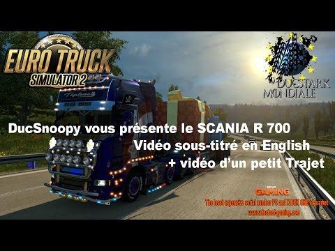 Scania R700 2017 1.26.x