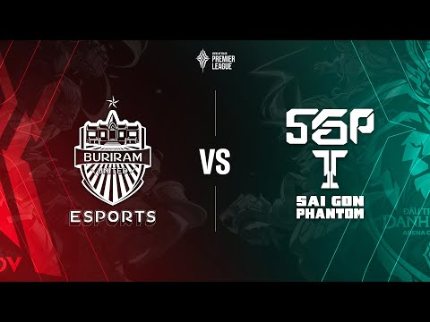 Buriram United Esports vs Saigon Phantom [Tứ kết 4 - 19.07.2020] - APL 2020