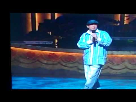 Barstow Comedian Scot Fig on Showtime! At The Apollo