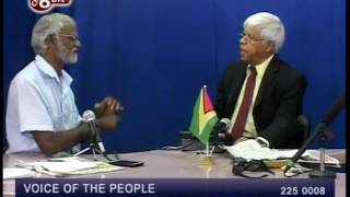 Voice of the People Guyana 15  7 2017