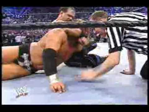 Video WWE Wrestlemana XX - Chris Benoit vs. Triple H vs. Shawn Micheals (ending) download in MP3, 3GP, MP4, WEBM, AVI, FLV January 2017