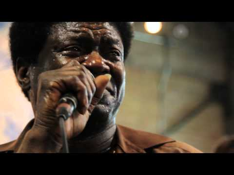 hard - Charles Bradley, backed by The Menahan Street Band, performs