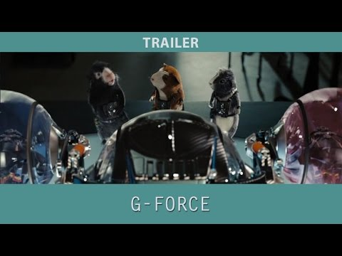 G-Force (2009) Trailer
