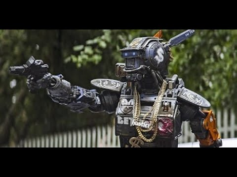 Chappie ( 2015 Film ) Full Movie HD  - The Adventure Of The Gangster Robot