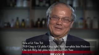 TS. Lê Văn Tri - Khát vọng Việt Nam