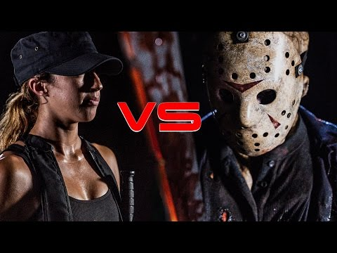Slash Up - SARAH CONNOR vs. JASON VOORHEES (Episode 1)