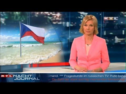 Vtip německé televize: Češi mohli mít moře, díky europoslancům jsme však stále na suchu!