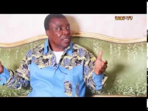 Dieudonn� Ambassa Zang sur Diaf-tv: l'exil est une