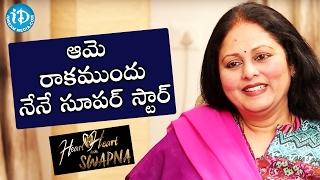 Video Jayasudha About Vijayashanthi | Heart To Heart With Swapna MP3, 3GP, MP4, WEBM, AVI, FLV Maret 2018