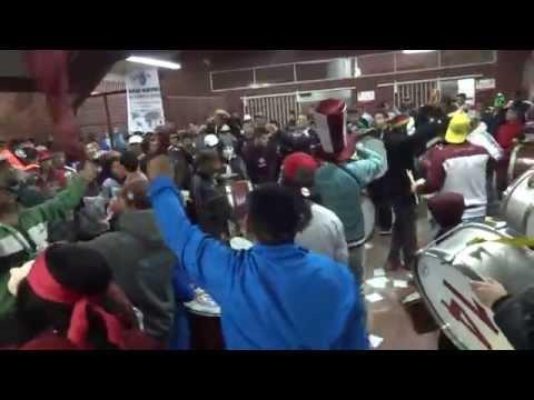 Vamos Los Granates - Lanus Bolivar - La Barra 14 - Lanús