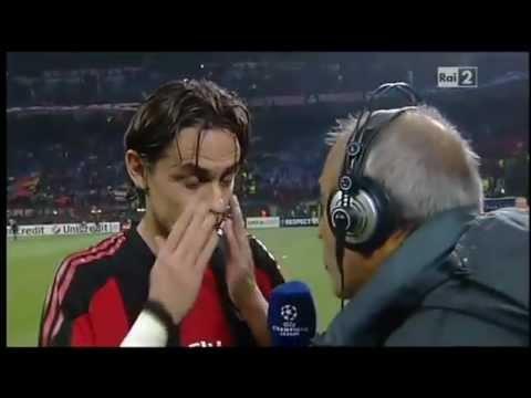 inzaghi:tributo alla leggenda