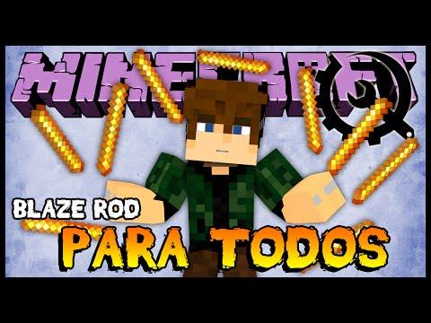 Blaze Rod para Todos – Archcraft 2 #29 (Minecraft Server 1.7.10)