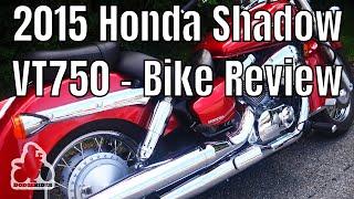 1. 2015 Honda Shadow VT750 - Bike Review