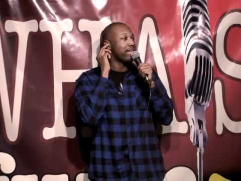 WHATS FUNNY The Agency Showcase - COMEDIAN MIKE VON