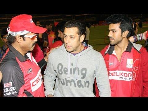 Salman Khan celebrates Riteish Deshmukh and Venkat
