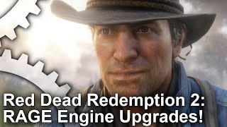 Red Dead Redemption 2 Trailer: RAGE Engine Tech Upgrades Analysed!