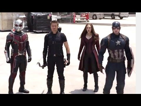 Captain America: Civil War (TV Spot 'We Fight')