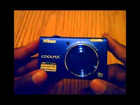 NIKON COOLPIX (S6200) UNBOXING