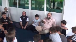 Adem Jashari në Histori - Hoxhë Ekrem Avdiu