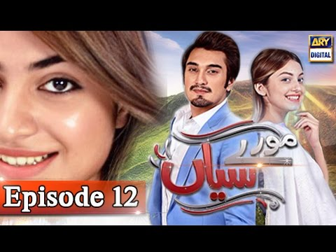 Moray Saiyaan Ep 12 - 24th January 2017 - ARY Digital Drama
