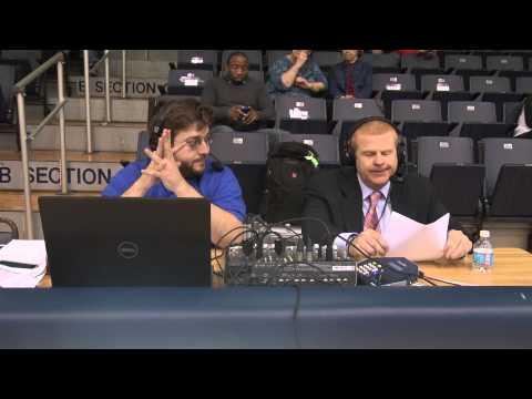 C-N Basketball: Chuck Benson postgame Coker 3-5-14