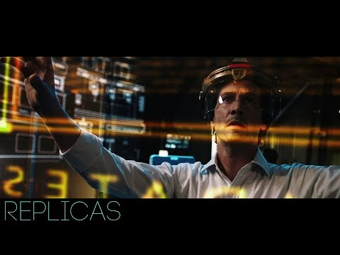 Official Trailer for SciFi Thriller Replicas Starring Keanu