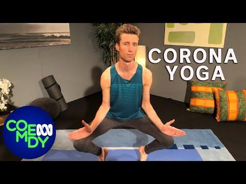 Corona Yoga   Sammy J S3 (ep9)