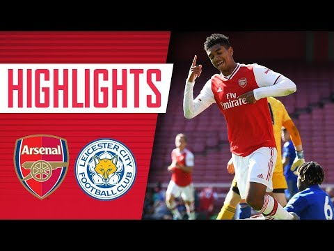 HIGHLIGHTS | Arsenal 2-1 Leicester City | U23