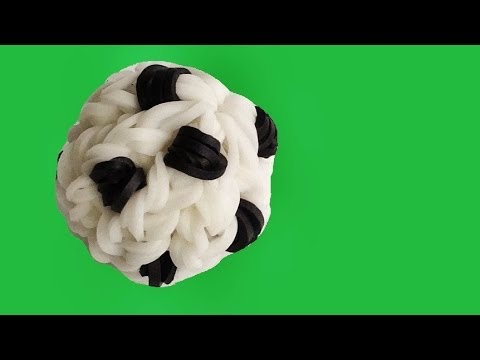 World Cup 2014 Rainbow Loom Charms 3D Soccer / Football / Futbol – fun loom / bands crazy loom