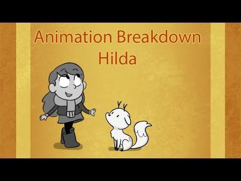 Animation Breakdown: Hilda