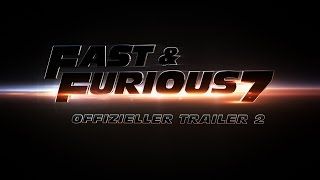 Nonton Fast & Furious 7 - Trailer #2 deutsch / german HD Film Subtitle Indonesia Streaming Movie Download