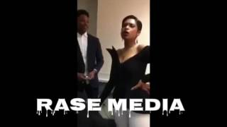 "Avery Wilson and Jennifer Hudson ""A Song For You"" by Donnie Hathaway"