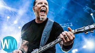 Another Top 10 Metallica Songs