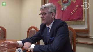 Burmistrz o zatrzymaniach CBA i zmianie prezesa MZEC