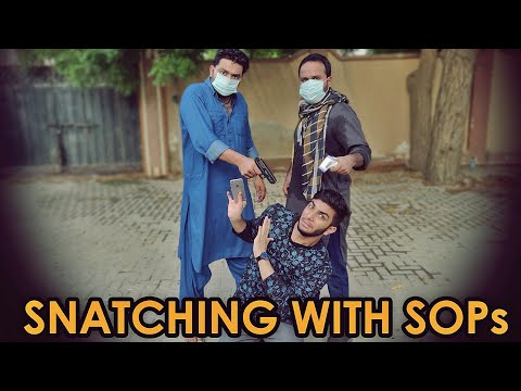 SNATCHING WITH SOPs | COMEDY SKETCH | THE IDIOTZ