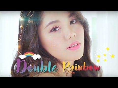 HowTo : Double Rainbow Look ( For Lunasol ) | Wonderpeach