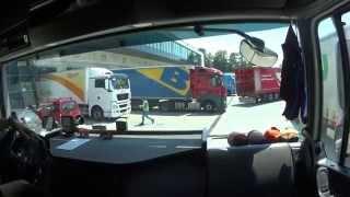 82. Célegyenesben. Nemzetközi kamionsofőr élete. 6. rész