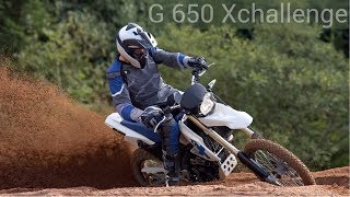 3. BMW G650 Xchallenge - Review and Riding Scenes