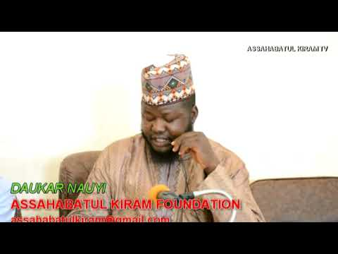 11. RAMADAN TAFSEER 2019 NA MATA sheikh musa yusuf asadusunnah