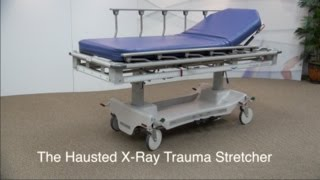Hausted® X-Ray Trauma Stretcher