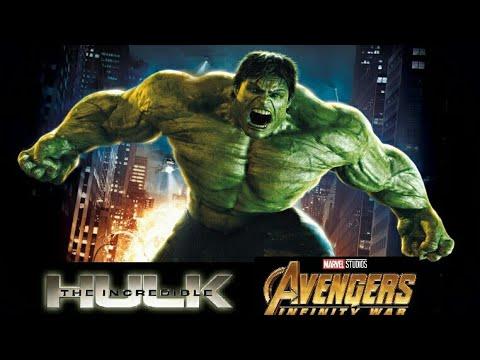 2008's The Incredible Hulk Trailer Infinity War Style