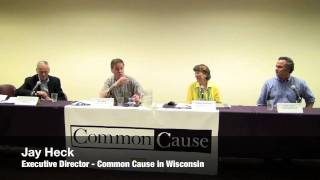 Middleton (WI) United States  city pictures gallery : Campaign Finance Reform Public Forum in Middleton, WI (Part 4)